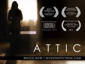 Attic - Lead - New Renaissance Productions