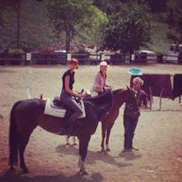 A Midsummer Night's Dream - Hermia - Shadow Hills - On Horseback!
